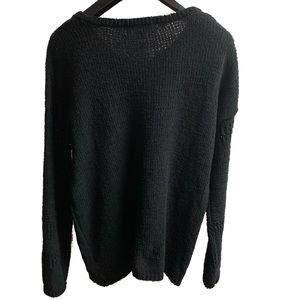 Knox Rose Sweaters - Knox Rose Black Sweater Size Small NWT